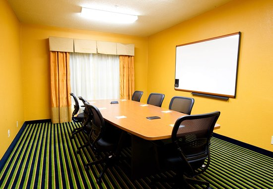 Fairfield Inn & Suites Dallas DFW Airport North/Irving: Meeting Room