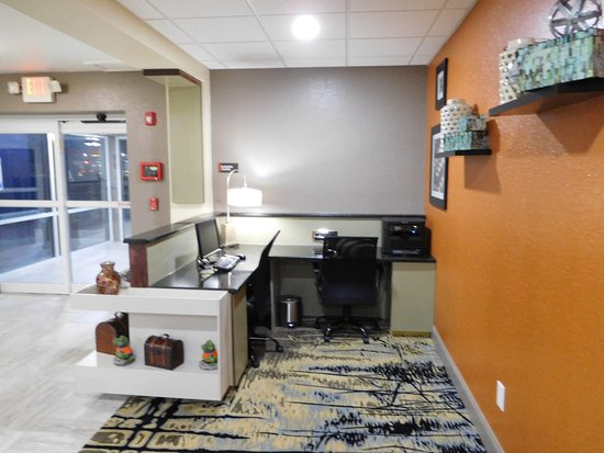 Best Western Waldo Inn & Suites: Business center