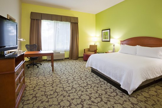 Shoreview, MN: Accessible King Room