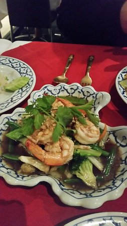 Baan Thai Magill: Real Tasty Prawns