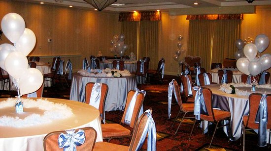 Hilton Garden Inn Savannah Midtown: Banquet Dinner