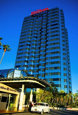 Hilton Los Angeles/Universal City: Welcome to the Hilton Los Angeles Universal City Hotel