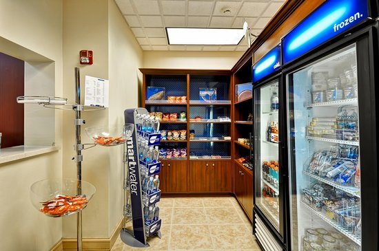 Hampton Inn Boca Raton-Deerfield Beach: Snack Shop