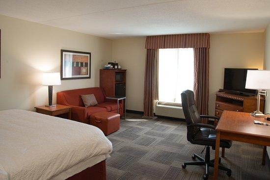 Charleston, WV: Oversize King Rooms