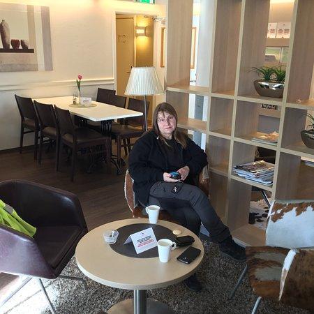 Good Morning Lund: Ett trivsamt hotell för både mig min gubbe å för vår lilla Ludde 😆