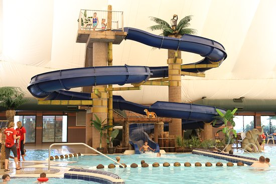 Lap Pool In Foreground Picture Of Sand Hollow Aquatic Center St George Tripadvisor