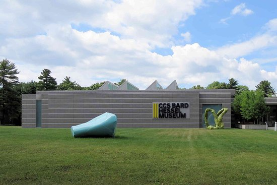 Annandale on Hudson, NY: Hessel Museum of Art at Bard College