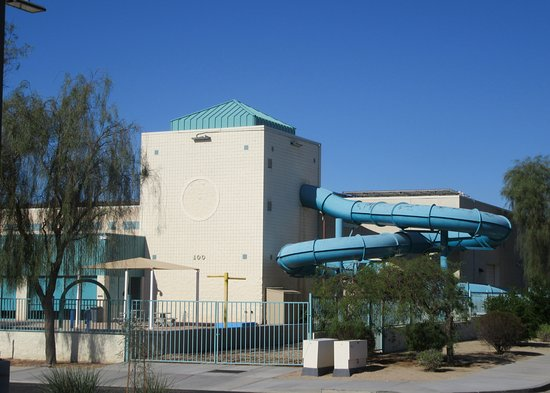 Lake Havasu City Aquatic Center