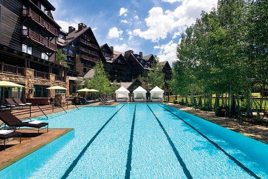 The Ritz-Carlton, Bachelor Gulch: Pool