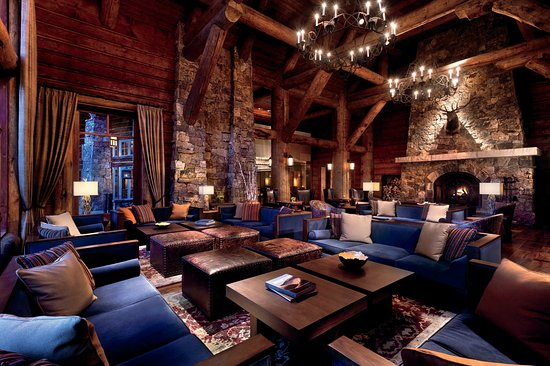 The Ritz-Carlton, Bachelor Gulch: Lobby