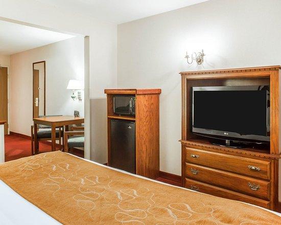 Yakima, WA: Guest Room