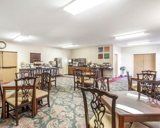 Yakima, WA: Breakfast Seating