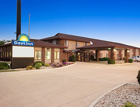 Welcome To The Days Inn Oglesby/Starved Rock