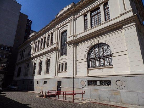 Arquivo Historico de Sao Paulo - Edificio Ramos de Azevedo