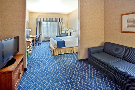 Cheney, واشنطن: Holiday Inn Express Cheney - Suite
