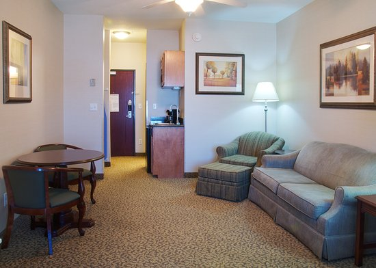 Holiday Inn Express Hotel & Suites Jasper: Room Feature Leisure Suite