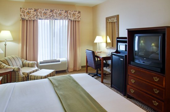 Holiday Inn Express Hotel & Suites Jasper: King Bed Guest Room