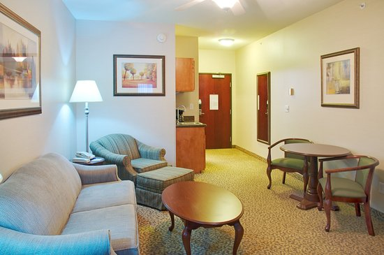 Holiday Inn Express Hotel & Suites Jasper: Room Feature Executive Suite