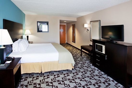 Apex, Carolina del Norte: ADA/Handicapped King Guest Room