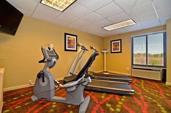 Holiday Inn Express Stone Mountain: Fitness Center