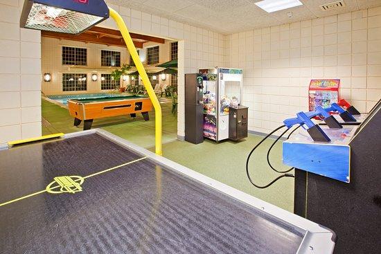 Grandville, MI: Game Room