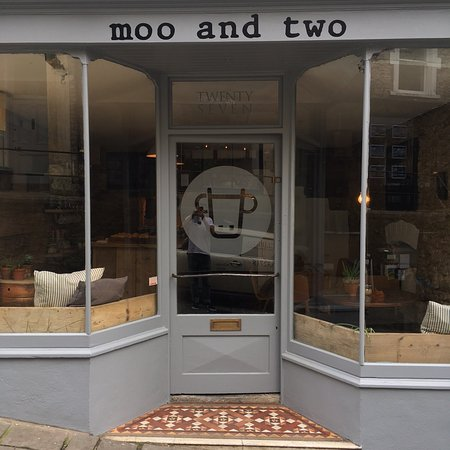Moo and Two