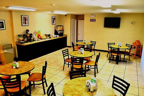 Quality Inn: Restaurant