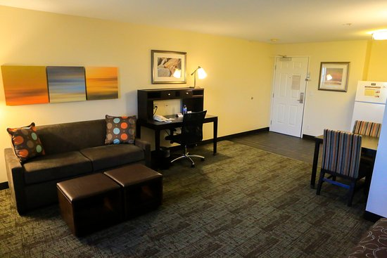 Staybridge Suites Silicon Valley-Milpitas: Guest Room