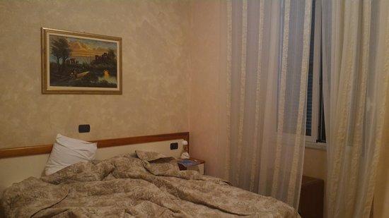 Hotel Ricci : Приятная постель
