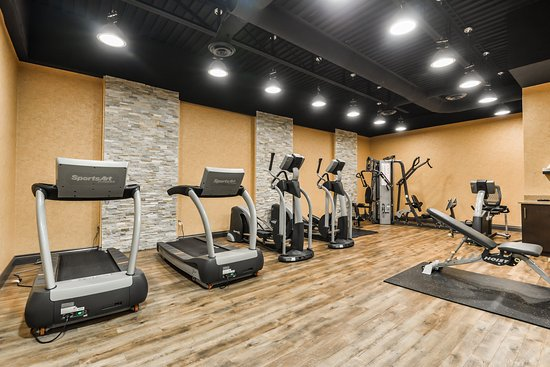 Holiday Inn Kitchener: Fitness Center