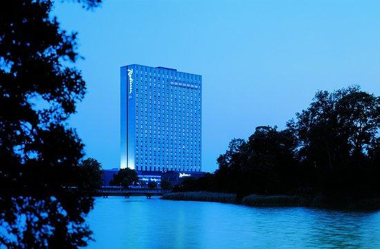 Radisson Blu Scandinavia Hotel, Copenhagen