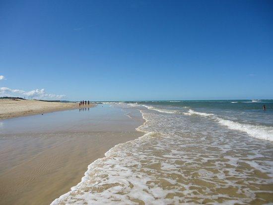 Trancoso, BA: Praia dos coqueiros