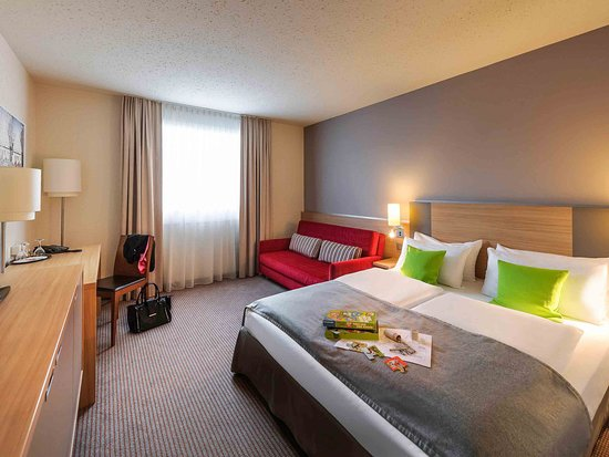Fürther Hotel Mercure Nürnberg West: Guest Room
