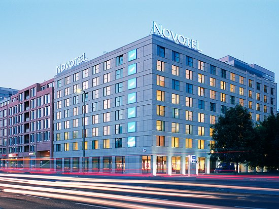 Novotel Berlin Mitte