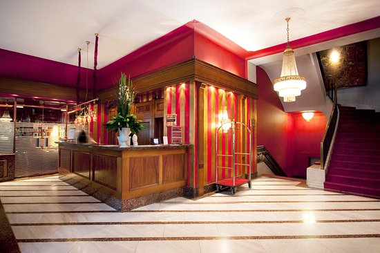 Savoy Hotel Berlin: Lobby at Savoy Berlin