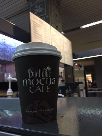 Dilettante Chocolates & Mocha Cafe