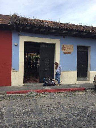 El Hostal Bed and Breakfast: Outside