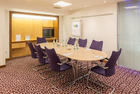 Holiday Inn Express London Swiss Cottage Updated 2017