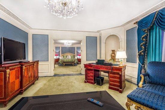 The Bentley London : Ashburn Suite