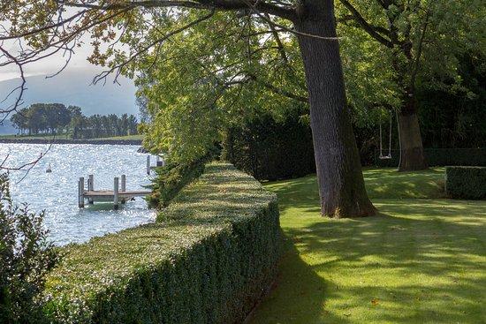 Bellevue, Schweiz: Villa Du Lac Reserve Geneve Garden