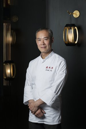 Bellevue, Schweiz: Chef Frank Xu - Tse Fung Restaurant