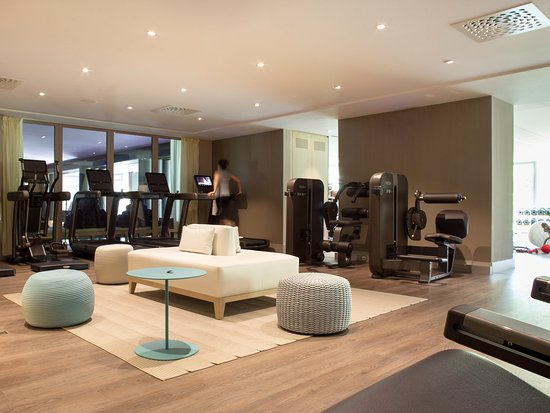 Bellevue, Schweiz: Fitness