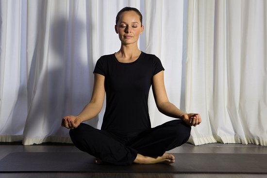 Bellevue, Switzerland: Yoga Class