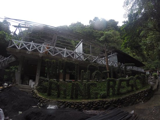 Panicuason Hot Spring Resort: Perfect for relaxing!