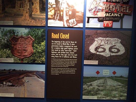 Oklahoma Route 66 Museum: photo9.jpg