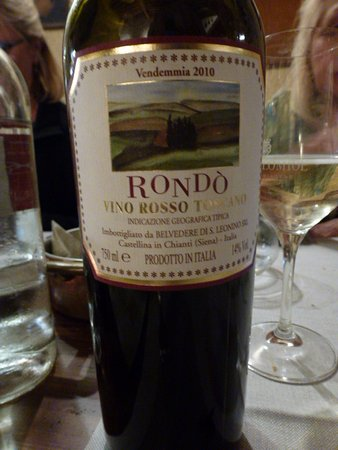 Il Cortile di Giannino: A Great Bottle Of House Wine Made In THAT House!