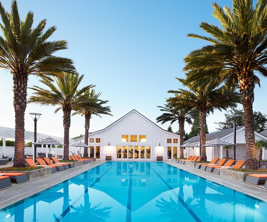 Carneros Resort and Spa: Ottos Pool