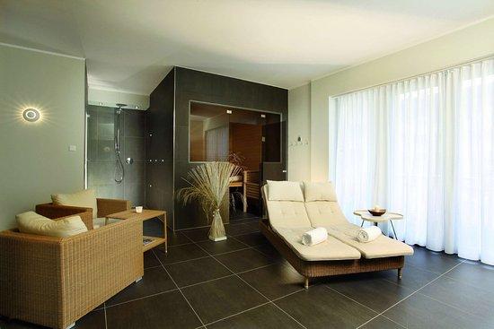Maritim Hafenhotel Rheinsberg: Sauna