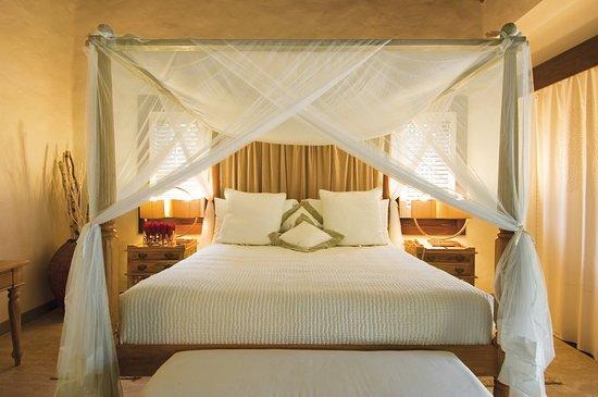 Canouan: Executive Suite Bedroom