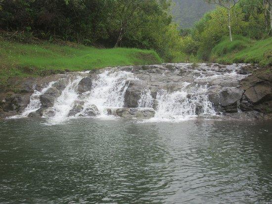 Kilauea, Χαβάη: Silver Falls Ranch - The Falls